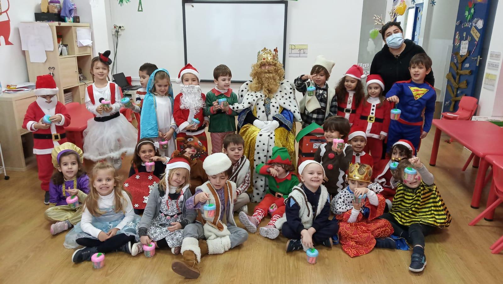 Las Escuelas Infantiles Guppy os desean una Feliz Navidad 🎄🎅🎁
